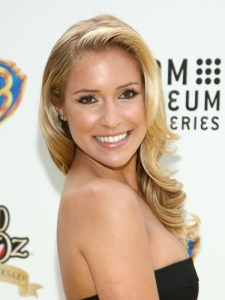 Kristin Cavallari Long Page Boy Hairstyle