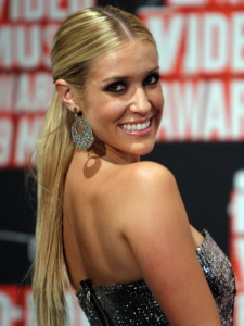 Kristin Cavallari's Hairstyle at the 2009 MTV VMAs