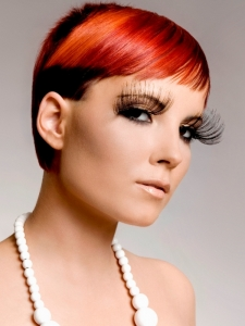 Amazing Red Hair Highlights Idea