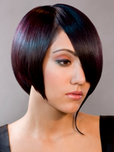 Super-Fine Medium Bob Haircut