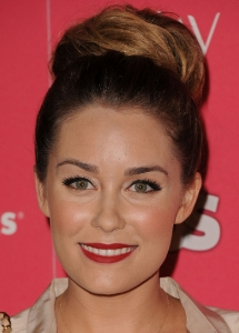 Lauren Conrad Romantic Cat Eye Makeup