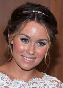 Lauren Conrad White Eye Makeup