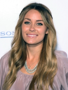 Lauren Conrad's Boho Twists Hairstyle