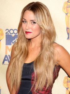 Lauren Conrad with Extra Long Hairstyle