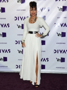 Ledisi's Dress at 2012 VH1 Divas