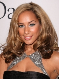 Leona Lewis Soft Curly Hairstyle
