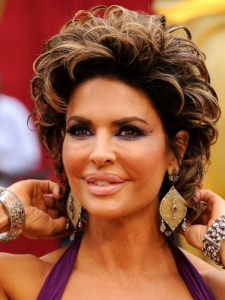 Lisa Rinna Brow Lift