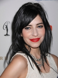 Lisa Origliasso Layered Hairstyle