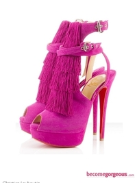 Christian Louboutin Spring Summer 2011 Shoes