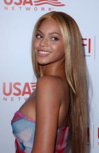 Beyonce Extra Long Hairstyle