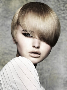Sultry Short Haircut Idea