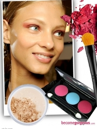 Makeup Trends for Spring Summer 2011