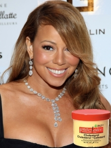 Mariah Carey Favorite Hair Product