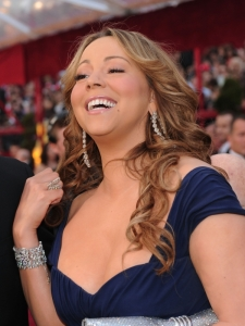 Mariah Carey on Starving Kids