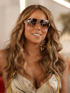 Mariah Carey Obsessed Music Video Hairstyle
