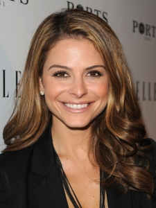Maria Menounos Golden Highlights