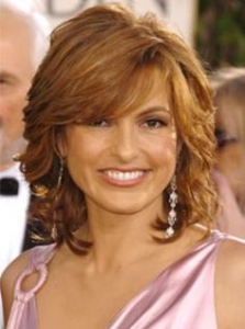 Mariska with Ringlet Curls