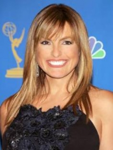 Mariska Hargitay Long Sleek Hair