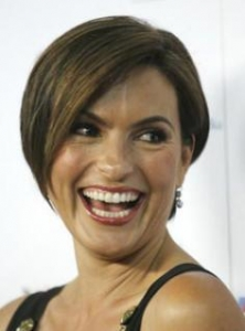 Mariska Hargitay Wedge Bob Hair