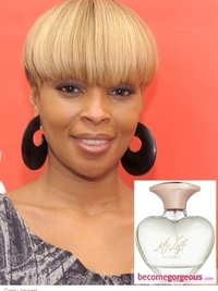 Mary J Blige My Life Blossom Fragrance