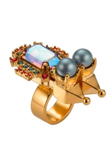 Mawi Bright Statement Ring