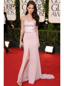 Megan Fox in Giorgio Armani Prive