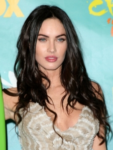Megan Fox Teen Choice Awards 2009 Hairstyle