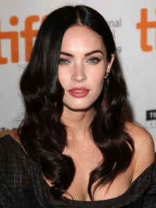 Megan Fox Soft Waves Hairstyle