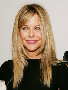 Meg Ryan Long Layered Hairstyle