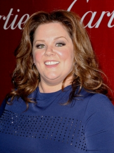 Melissa McCarthy Wavy Hairstyle