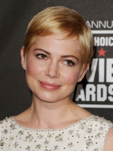 Michelle Williams Hairstyle at 2011 Critics' Choice Awards