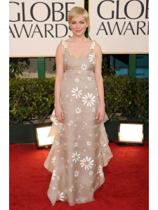 Michelle Williams in Valentino