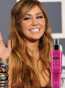 Miley Cyrus Favorite Hair Product