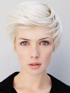 Flirty Short Haircut Idea
