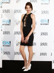 Montana Cox at the 2012 ARIA AWards
