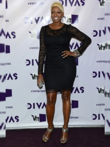 Nene Leakes's Dress at 2012 VH1 Divas
