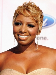 Nene Leakes Blonde Pixie 2011 BET Awards