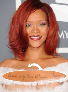 Rihanna Quote Tattoo