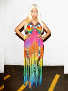 Nicki Minaj at the 2012 ARIA Awards