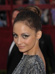 Nicole Richie's Hairstyle at the 2010 Oscars