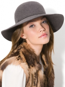 Tarnish Floppy Hat