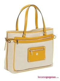 Classic Laptop Shopper Bag from Knomo