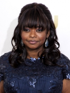Octavia Spencer's Hairstyle at 2013 Critics Choice Awards