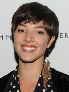 Olivia Thirlby Rounded Pixie Haircut