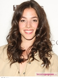 Olivia Thirlby Long Wavy Hairstyle