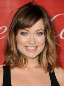 Olivia Wilde New Choppy Bob Haircut