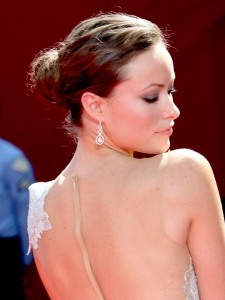 Olivia Wilde Hairstyle at the 2009 Emmy Awards