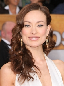 Olivia Wilde's Wavy Hairstyle