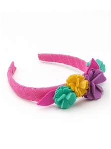 Olympia Le-Tan Bright Headband