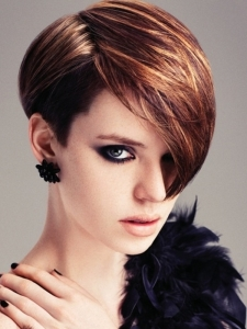 Short Close-Cropped Haircut